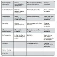 Schema maatjesprojecten