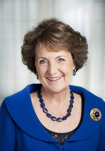 Hare Koninklijke Hoogheid Prinses Margriet der Nederlanden beschermvrouwe Unie Van Vrijwilligers